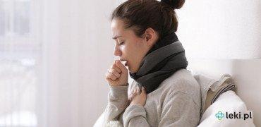 Kaszel — przyczyny oraz sposoby leczenia