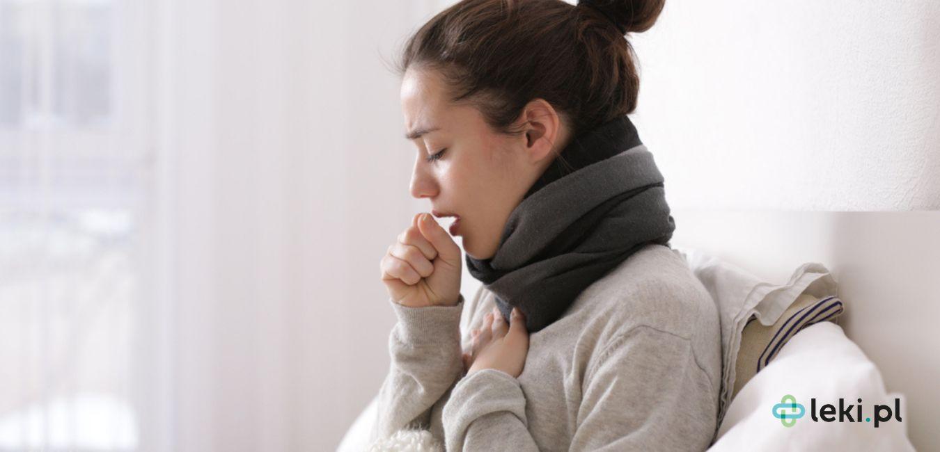 Jak poradzić sobie z kaszlem? (fot. Shutterstock)