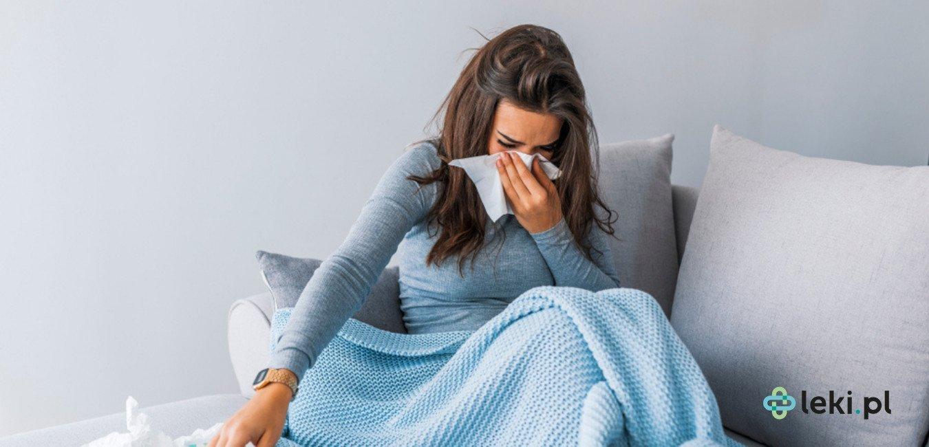 Grypa to choroba wirusowa, charakteryzująca się sezonowym występowaniem. Nie należy jej bagatelizować, gdyż może mieć poważne konsekwencje. (fot. Shutterstock)