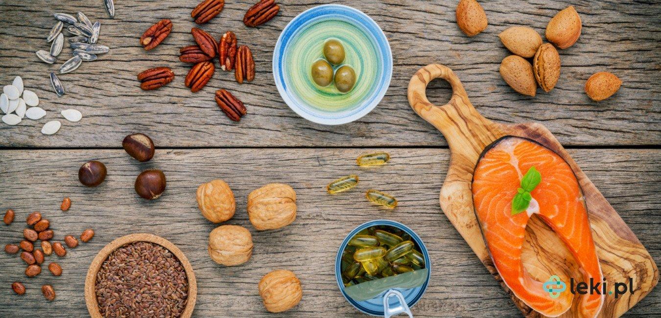 Kwasy omega-3 i omega-6 to związki, które odgrywają niezwykle istotną rolę w funkcjonowaniu naszego organizmu. (fot. Shutterstock)