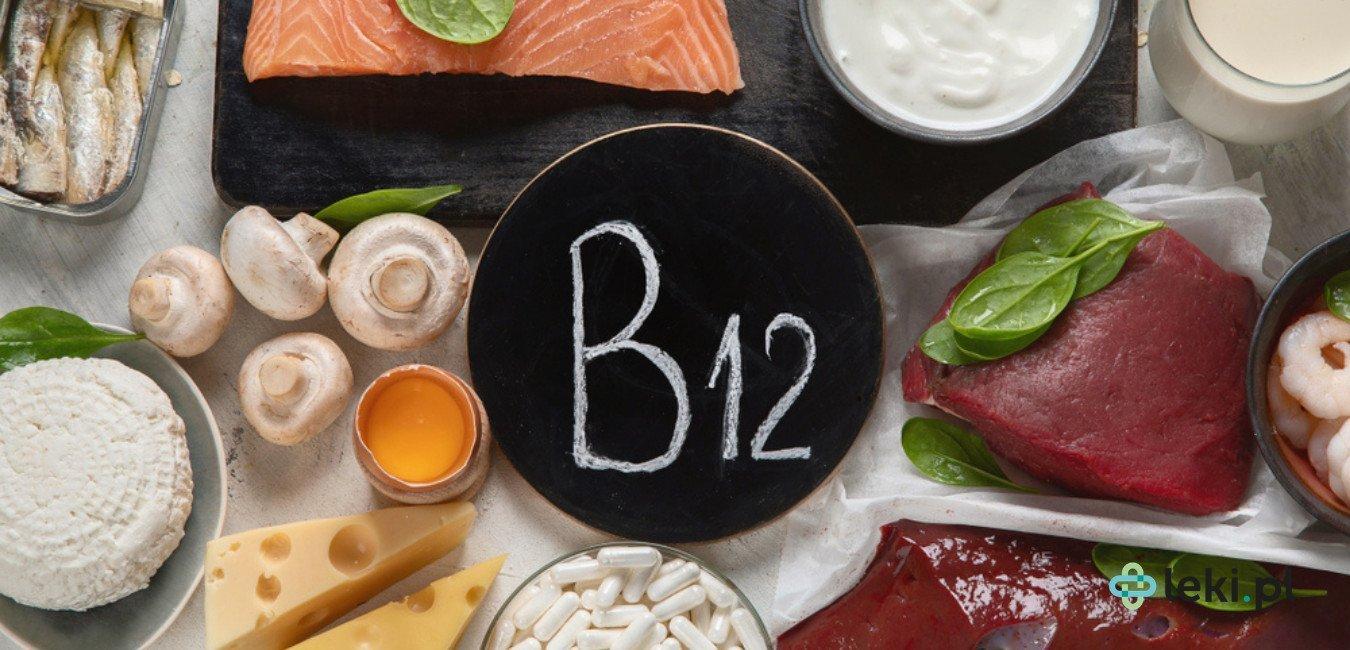 Witamina B12 jest niezbędna dla prawidłowego funkcjonowania układu nerwowego. (fot. Shutterstock)