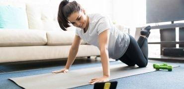 Ćwiczenia fizyczne sposobem na bezdech senny