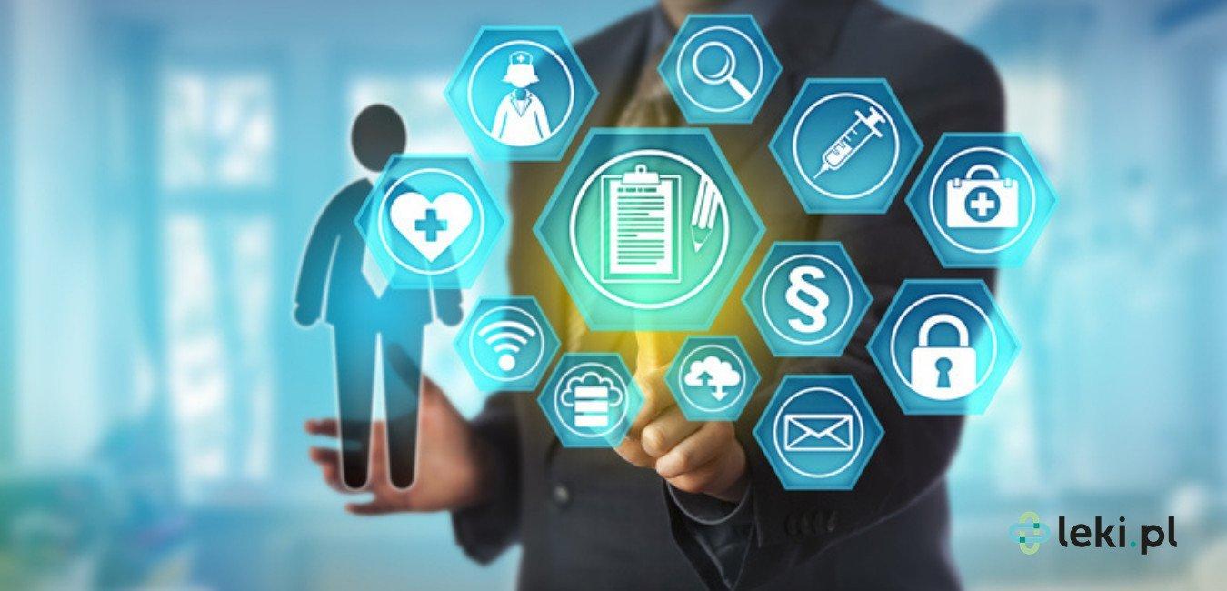Internetowe Konto Pacjenta (IKP) jest to ujednolicony, uporządkowany, intuicyjny cyfrowy zbiór informacji o naszym stanie zdrowia. (fot. Shutterstock)
