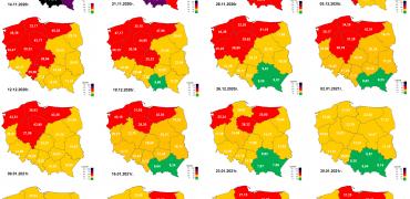 Koronawirus — podsumowanie tygodniowych danych epidemiologicznych [22.02 - 28.02]