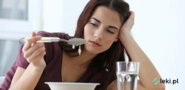 Czy apetyt może zależeć od stosowanych przez nas leków?