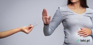 Jakie ryzyko niesie ze sobą palenie papierosów w ciąży?