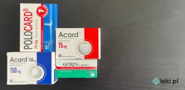 Aspiryna i zastosowanie niskich dawek w prewencji zawału serca