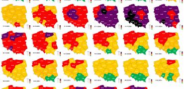 Koronawirus — podsumowanie tygodniowych danych epidemiologicznych [15.03-21.03]