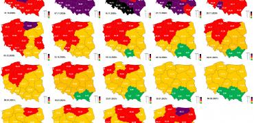 Koronawirus — podsumowanie tygodniowych danych epidemiologicznych [01.03-07.03]