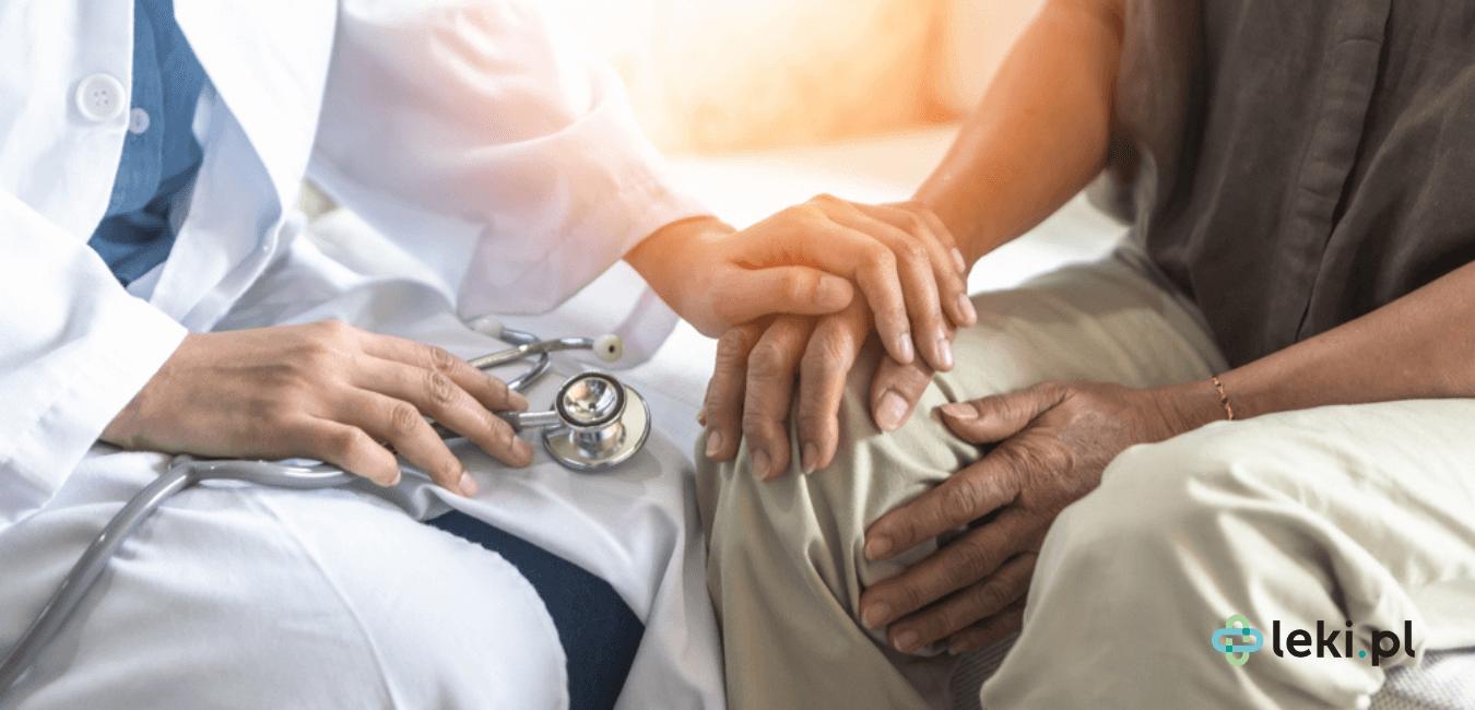 Choroba Parkinsona jest schorzeniem uszkadzającą komórki nerwowe. (fot. Shutterstock)