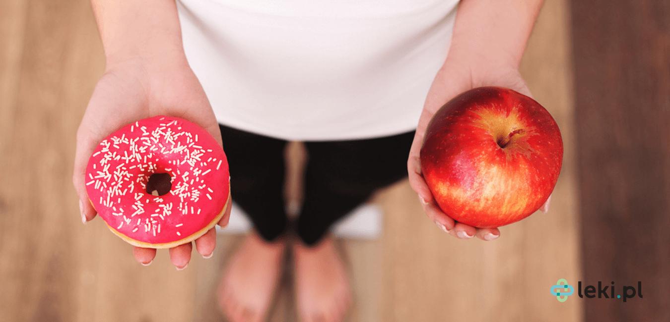 Otyłość wpływa niekorzystnie na glikemie, dlatego ważnym czynnikiem w leczeniu cukrzycy jest kontrola masy ciała. Zmiana stylu życia. (fot. Shutterstock)
