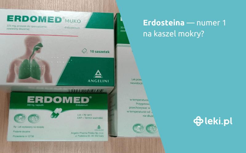 Erdosteina to mukolityk, który może być stosowany u dzieci i dorosłych. Występuje również jako lek OTC. Poznaj zasady stosowania leku. (fot. Shutterstock)