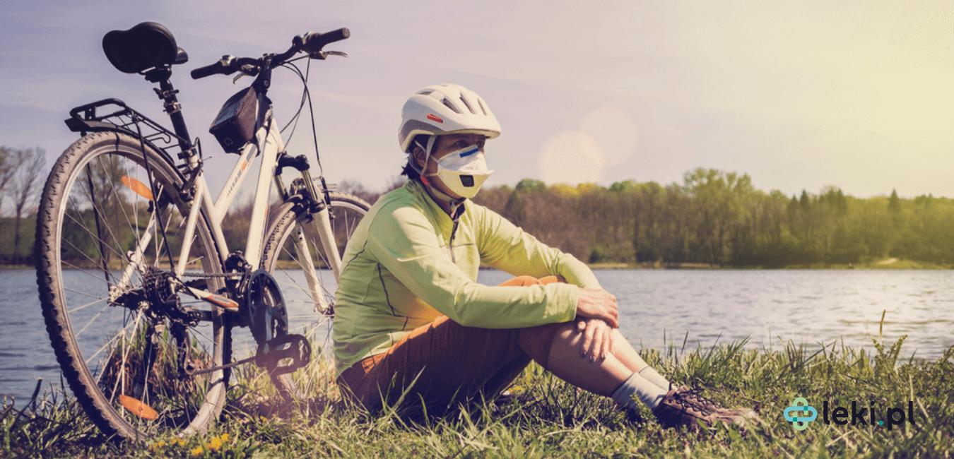 Wiosna to trudny czas dla alergików. W tym okresie wzrasta sprzedać leków na alergię. Czy wpływają one na aktywność fizyczną? (fot. Shutterstock)