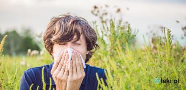 Pyłki, czyli dlaczego alergicy nie cieszą się z nadejścia wiosny?