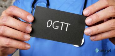 Rozpoznawanie cukrzycy — doustny test tolerancji glukozy (OGTT)