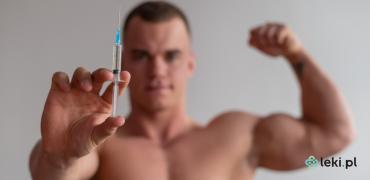 Sterydy anaboliczne — bezpieczeństwo stosowania