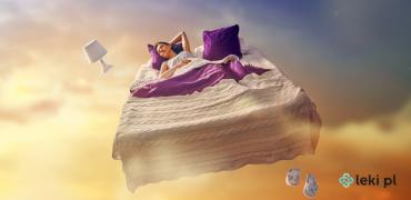 Tryptofan i jego zastosowanie w zaburzeniach snu