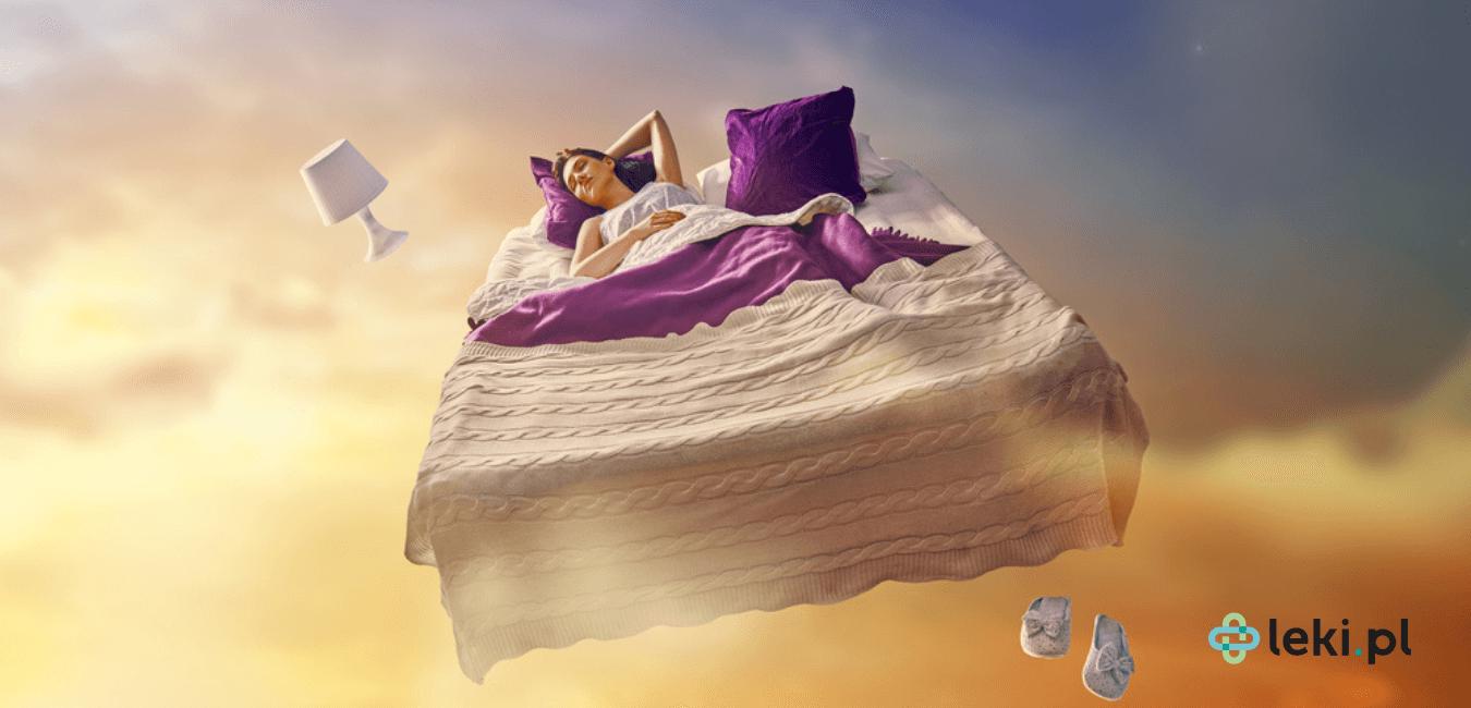 Tryptofan w organizmie jest przekształcany do serotoniny i melatoniny. Dlatego może być skutecznym sposobem na zaburzenia snu. (fot. Shutterstock)