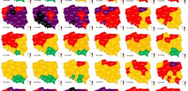 Koronawirus — podsumowanie tygodniowych danych epidemiologicznych [12.04-18.04]