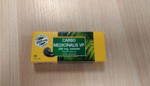 Węgiel aktywny tabletki