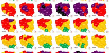 Koronawirus — podsumowanie tygodniowych danych epidemiologicznych [29.03-04.04]