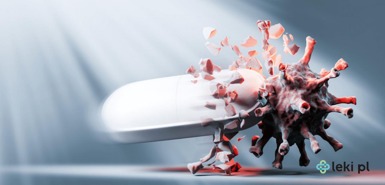 """""""Wyścig"""" po nowy lek przeciwko COVID-19 trwa. Firma Pfizer niedawno poinformowała, że nowy lek przeciwwirusowy ma być dostępny do końca roku. (fot. Shutterstock)"""