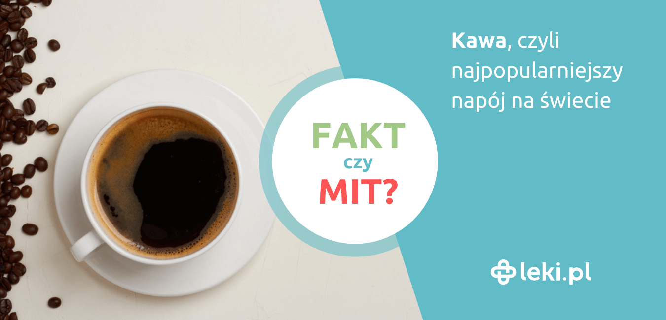 Najpopularniejszy napój na świecie? Kawa! Rozprawmy się raz na zawsze z kilkoma mitami, dotyczącymi tego wspaniałego napoju. (fot. Shutterstock)