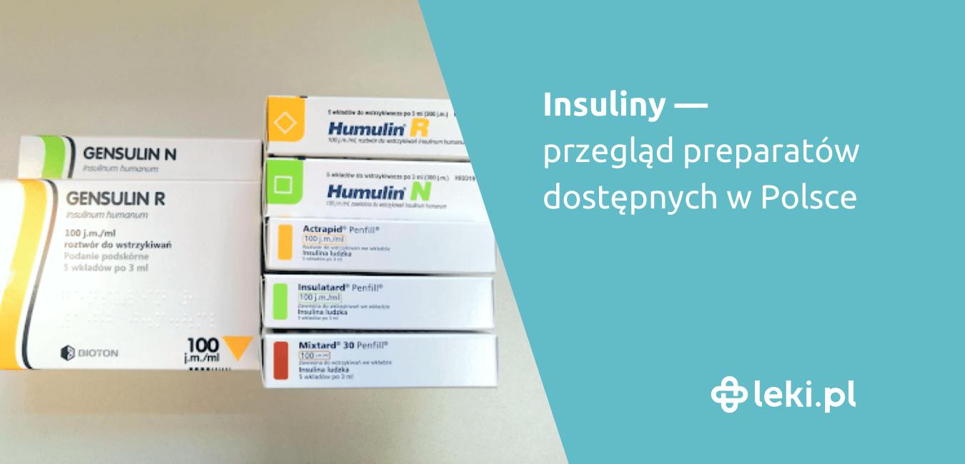 Jak działa insulina i czemu jest podawana w leczeniu cukrzycy? Sprawdź kompendium wiedzy o rodzajach insuliny i jej analogach.