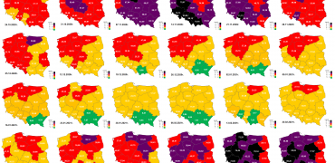 Koronawirus — podsumowanie tygodniowych danych epidemiologicznych [10.05-16.05]