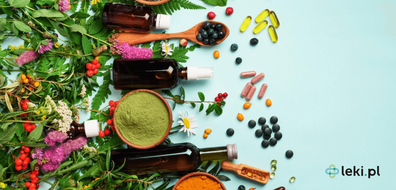 Lek roślinny i ziołowy suplement diety to nie to samo, nawet jeżeli zawierają ten sam składnik. Zatem czym różnią się te preparaty? (fot. Shutterstock)
