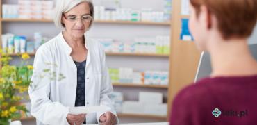 Działania niepożądane leków związane z narządem wzroku