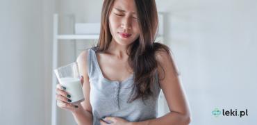 Nietolerancja laktozy, a substancje pomocnicze w lekach